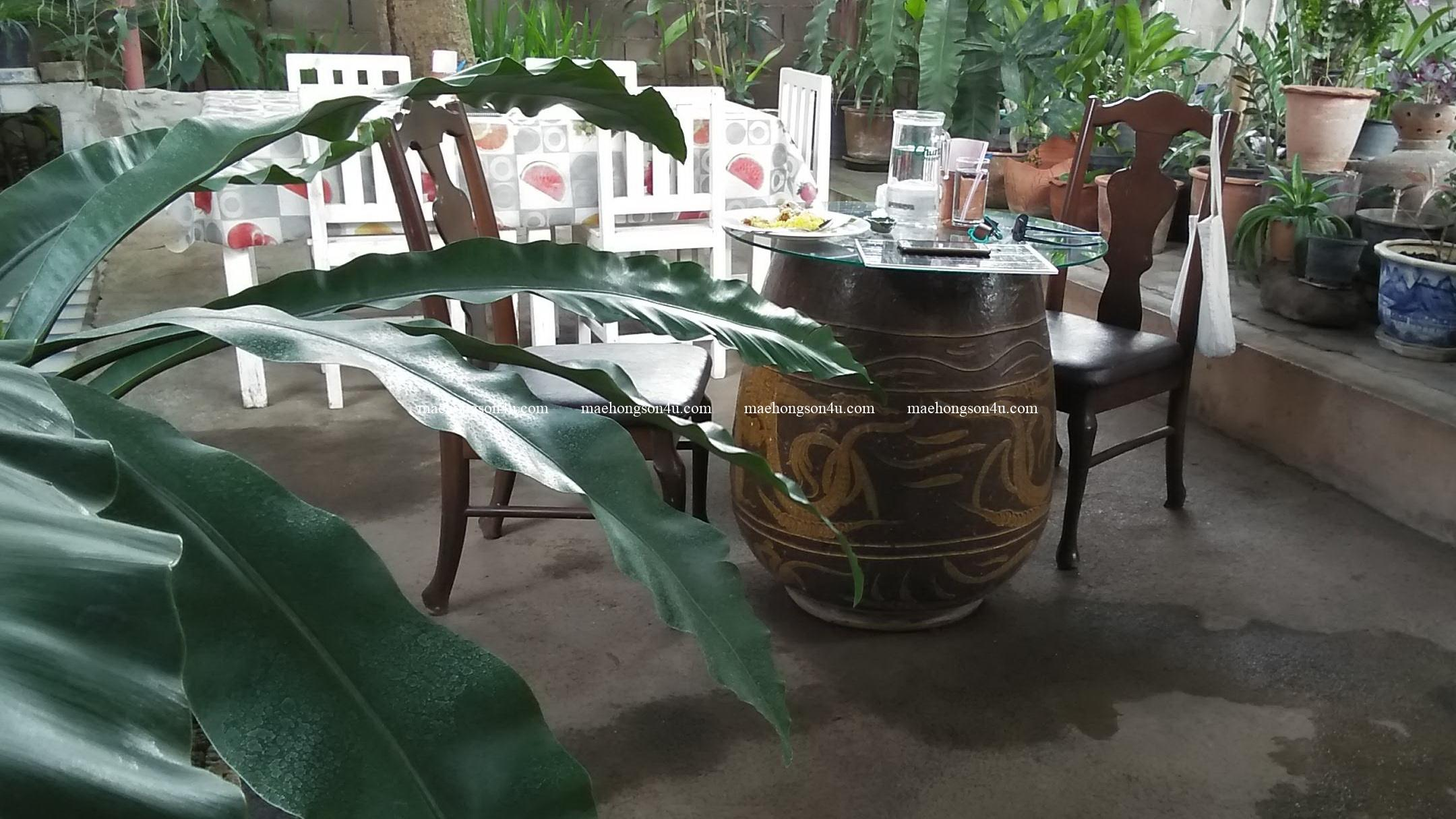 mae rong son large water jar table