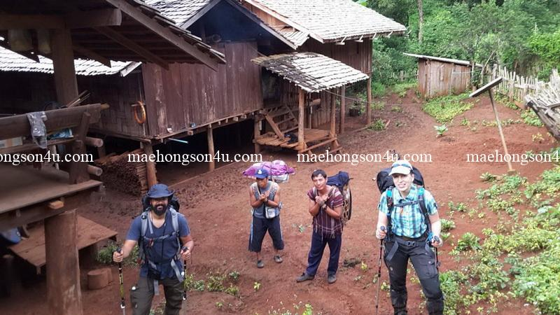 homestay during trekking